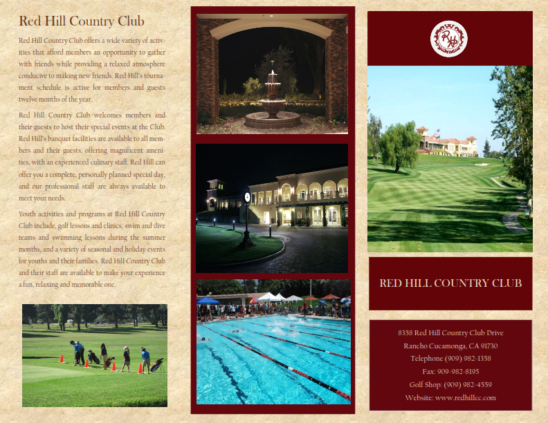 Red Hill CC 2015 Brochure_001