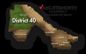 Assemblyman Marc Steinorth District 40